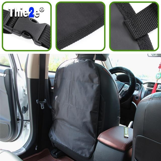 1PC Kids Car Auto Seat Back Protector Cover For Citroen C2 C3 C4 Picasso C5 C4L