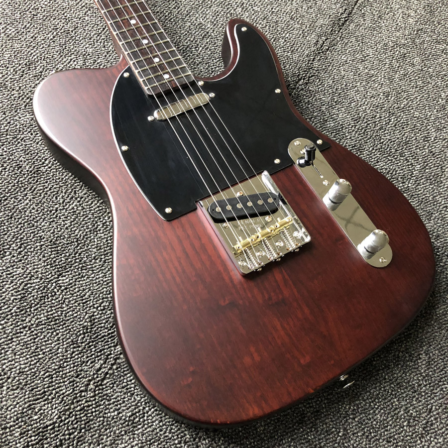 GEORGE HARRISON Rosewood TL Electric Guitar FSR Wax Potted Pickups Brass Saddle Bridge Free Shipping