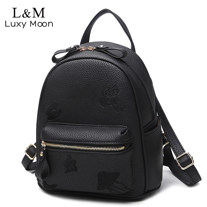 d6b0f28ff0b0 Detail Feedback Questions about Vintage Women Backpack Simple Style Pink  Backpacks For Teenage Girls Bag PU Leather Rucksack School Large Bags  mochila ...