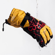 Winter Ski Gloves For Men Women Cheap Motorcycle Snowboard Snow Skiing Snowmobile Camping Cycling Gloves Windproof Warm Glove
