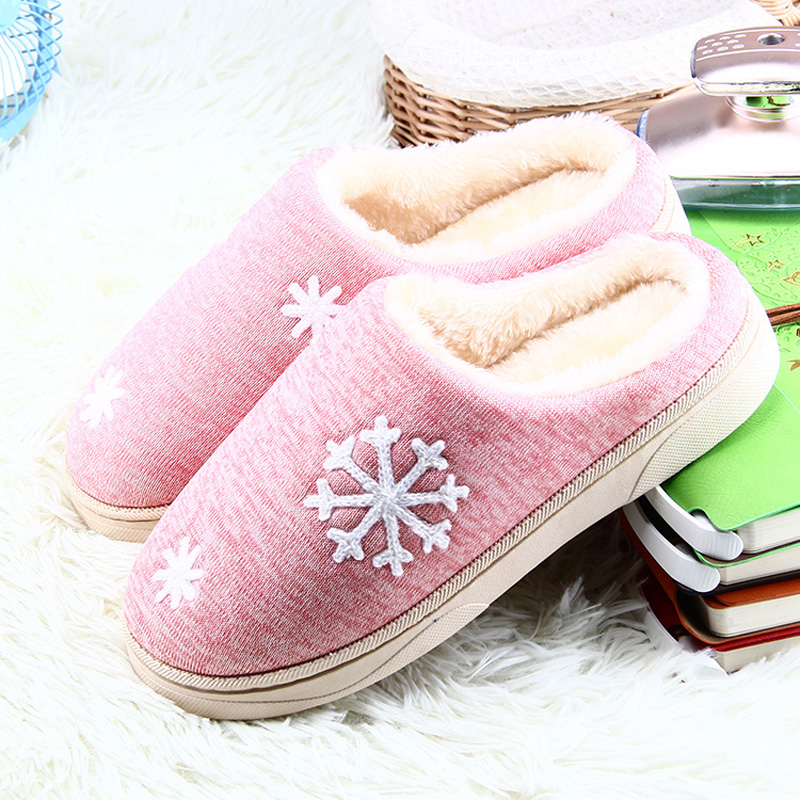 Autumn Winter Slippers 2017 Women's Slippers Winter Flats Cotton Sheep Lovers Home Slippers Indoor Plush Size House Shoes Woman women winter warm ful slippers women slippers cotton lovers home slippers indoor plush size house shoes woman wholesale