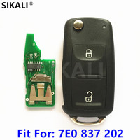 Car Remote Key For 7E0837202 5FA010185 00 For AMAROK TRANSPORTER
