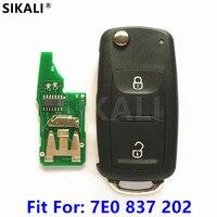 Car Remote Key For 7E0837202 5FA010185 00 For AMAROK TRANSPORTER