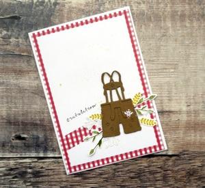 Image 2 - Piggy Craft metal cutting dies cut die mold Skirt overalls decoration Scrapbook paper craft knife mould blade punch stencils die