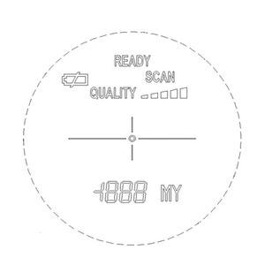 Image 5 - ベクトル光学 8x30 狩猟レーザー距離計単眼スキャン 1200 メートル/雨、 refl 、> 150 モード範囲ファインダー