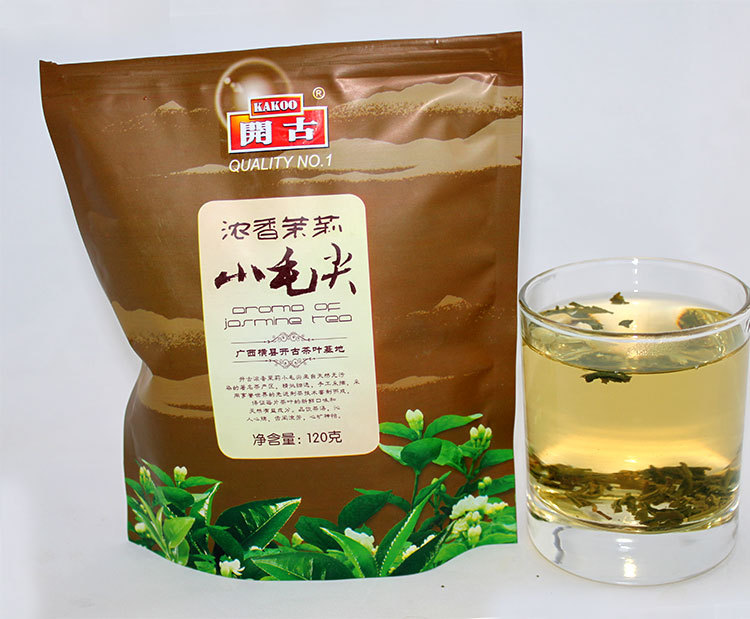 Top grade 120g Jasmine green tea Luzhou flavor Organic Jasmine Flower Tea green tea Anti-cancer Green Tea for health care 250g jasmine flower tea green tea jasmine flavor biluochun tea jasmine bud free shipping