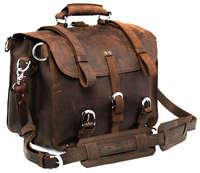 J. м. D модный бренд многофункциональный темно коричневый сумка 100% натуральная кожа коровы Крест Средства ухода за кожей сумка для ноутбука,