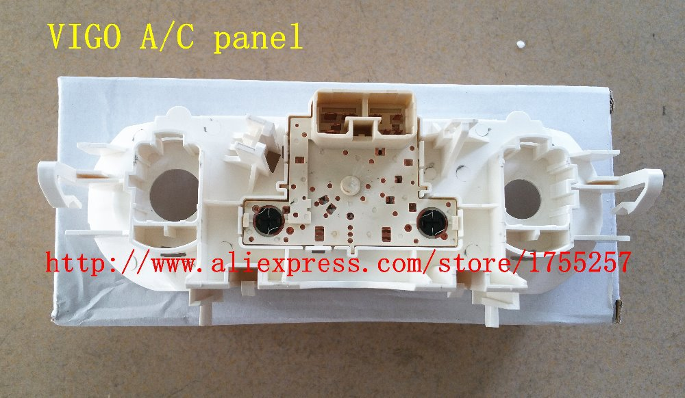 Auto Replacement Parts Automobiles & Motorcycles Faithful Free Shipping,automobile Air Conditioner A/c Panel Vigo Hilux Air Conditioning Control Panel,ac Controller