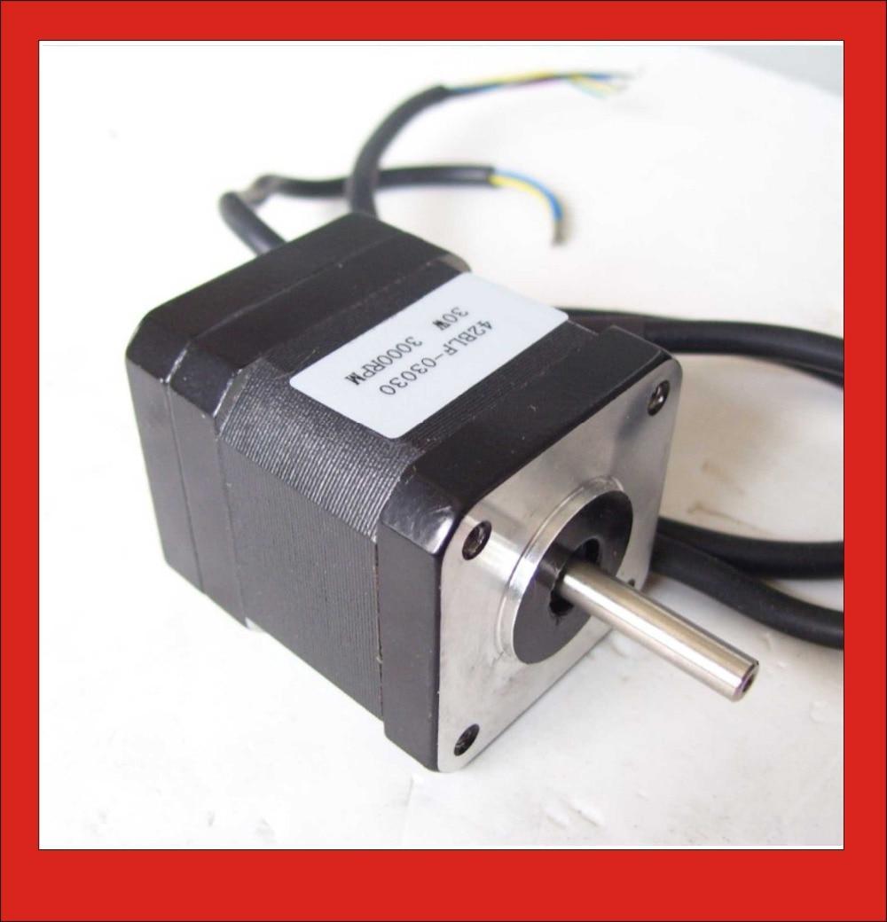 Free Shipping! 42mm BLDC Motor 24V 3000rpm 30W Brushless DC Motor free shipping bldc drive controller for brushless dc motor