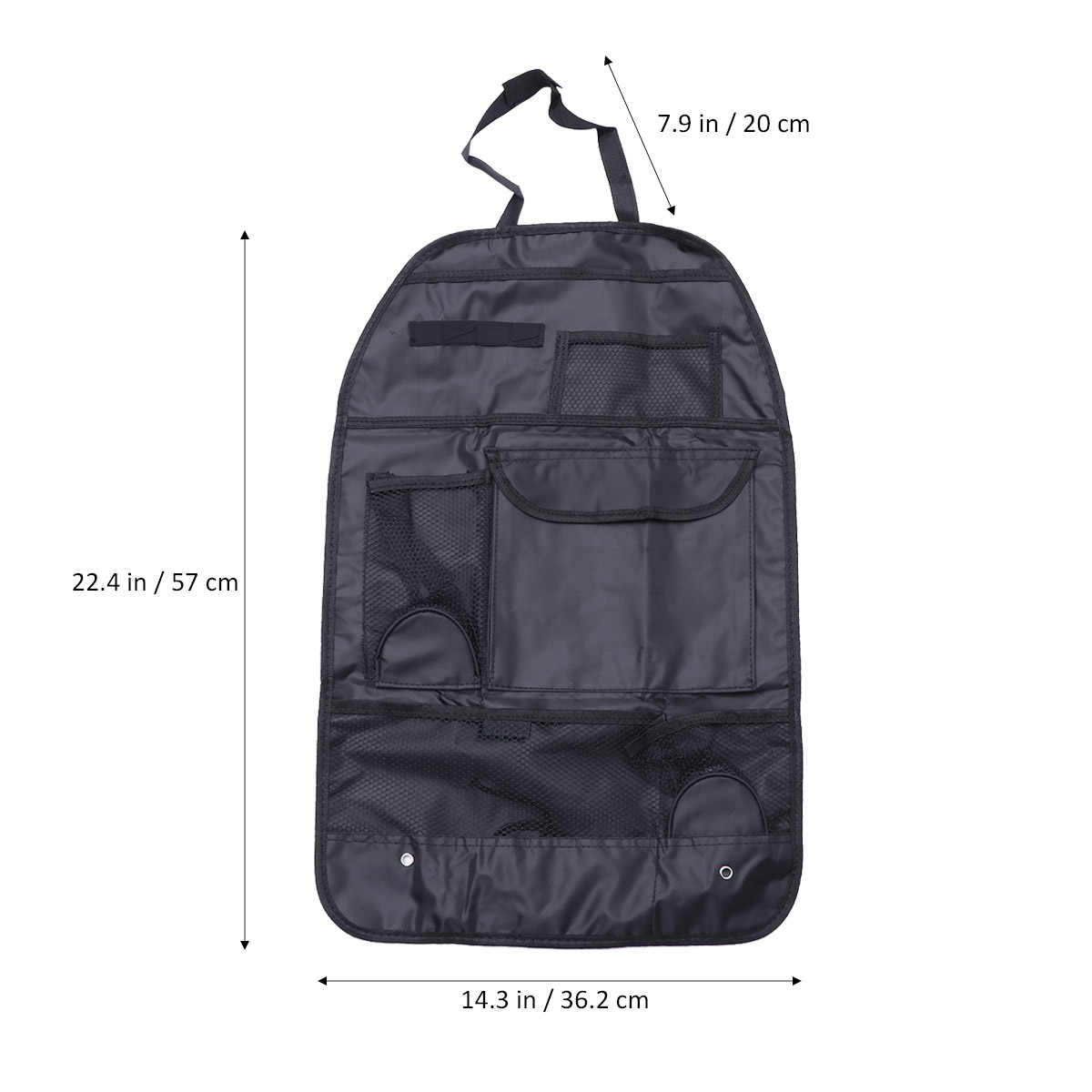 1 шт. Портативный прочный органайзер на заднее сиденье сумка для хранения мобильных напитков планшетных книг A30