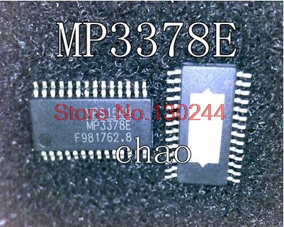 10pcs/lot MP3378E MP3378 TSSOP-28 In Stock