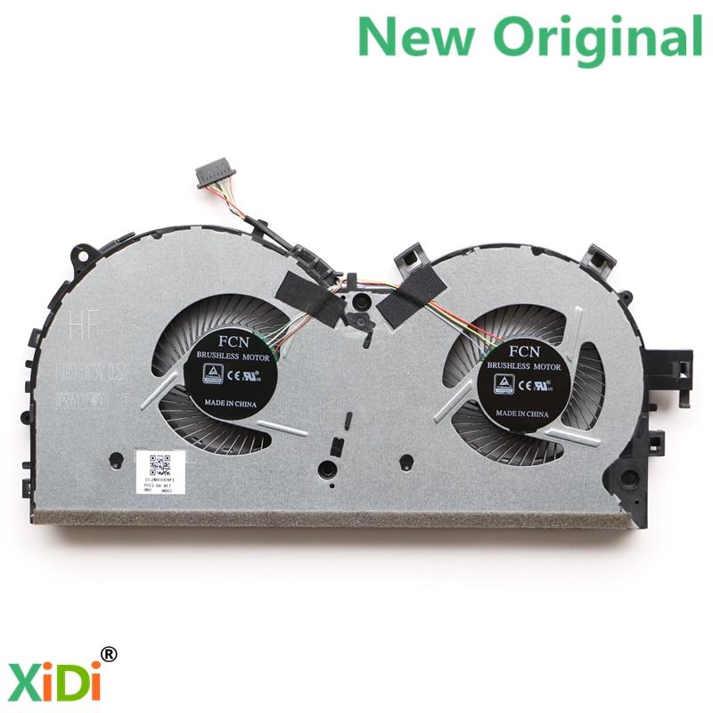 NEW XIDI FAN FOR LENOVO Rescuer R720 CPU COOLING FAN DC28000D6F1 new original xidi cpu fan for acer aspire 4750 4750g 4752 4752g 4743 4743g 4755g ms2347 cpu cooling fan with heatsink