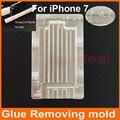 OCA LOCA Adhesive UV Glue Clean Polarized Film Removing Mold Mould Holder for iPhone7 7Plus LCD Repair Separator Tool