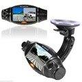 """Traço Cam DVR Carro Full HD Câmera Do Carro DVR Gravador de Vídeo de Lente Dupla 2.7 """"Display LCD HD 1080 P Câmera Portátil Com G-sensor de GPS"""