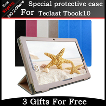 The latest arrival PU Leather Case for Teclast Tbook10 ,Wrapping Folio Statnd case for Teclast Tbook10 10.1inch tablet PC