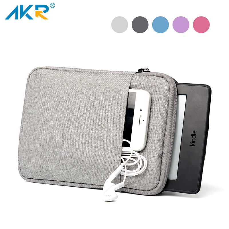 Tablet 6 inch Sleeve Case for Kindle Paperwhite Voyage 7th 8th Gen Pocketbook 622 623 e-reader Suiting Wool Pouch