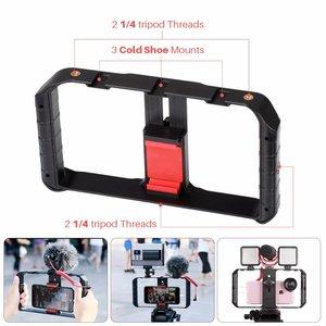 Image 2 - Ulanzi Stabilizer Phone Smartphone Video Case Phone Rig Handheld Smartphone Stabilizer Live Stream Youtube Mobile stabilizer