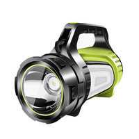 USB Rechargeable Led High Power Rechargeable Flashlights Waterproof Lanterne Lampe Torche Led Camping Light Portable Work Light