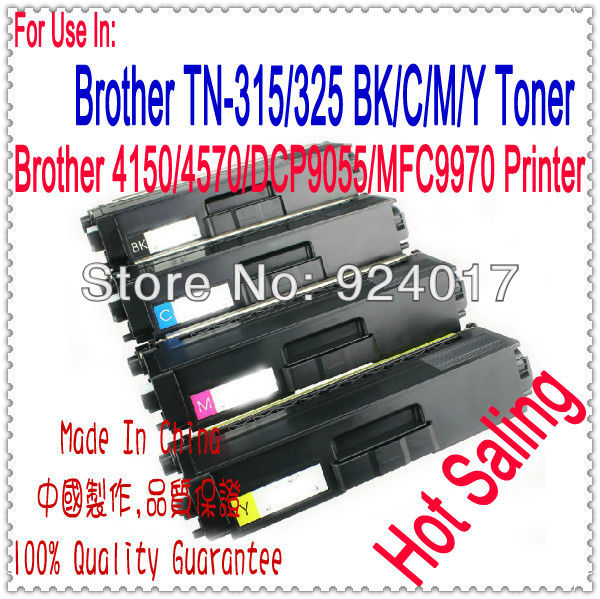 For Brother TN315 TN325 TN-315 TN-325 TN 315 325 Toner Cartridge,For Brother HL 4140 4150 4570 DCP 9055 MFC 9460 9560 9970 Toner 1pcs tn2075 tn 2075 tn 2075 black compatible toner cartridge for brother hl 2040 2050 2037 2030 dcp 7025 7225n 2070 2080 printer
