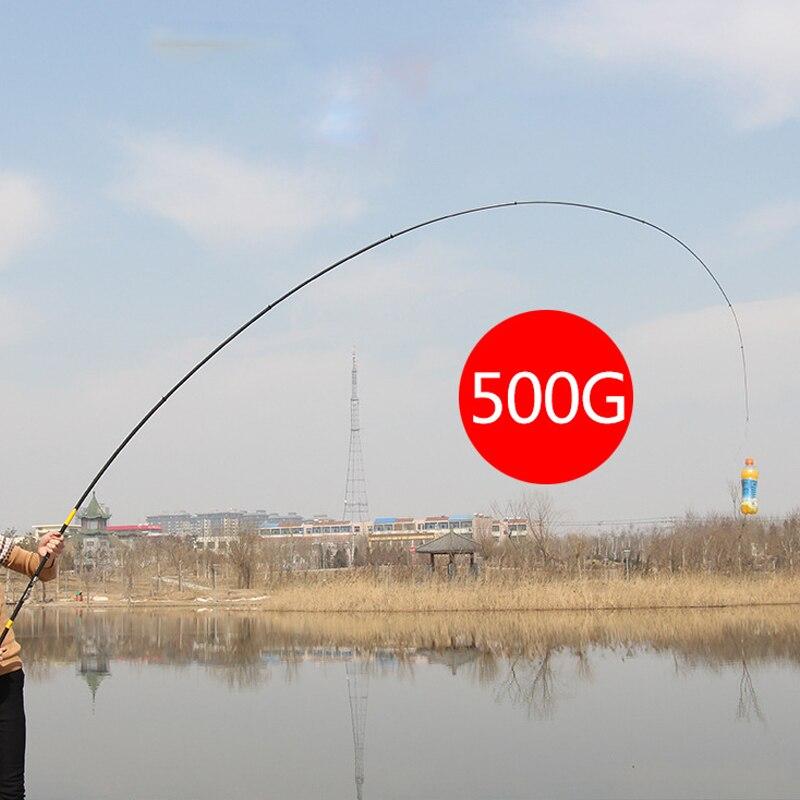 Ultra lengvas anglies tiektuvas žvejybos teleskopinės roko - Žvejyba - Nuotrauka 3