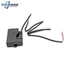 DR E10 LP E10 Batterie Coupleur CC + ACK E10 Câble pour EOS Canon 4000D 3000D 1500D 1300D 1200D 1100D Baiser X50 T3 T5 T6 Caméras
