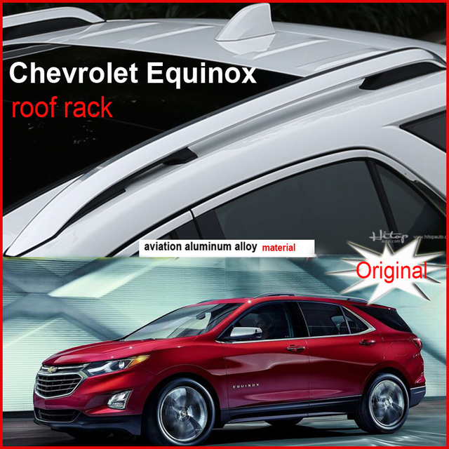 For Chevrolet Equinox Roof Rack Roof Rail Bar,for 2016 To 2018.OEM Model