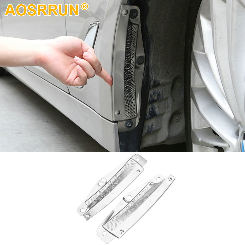 For BMW G11 G30 5 7 Series 2018 2019 Car Front Fender Wheel Mud Flaps Splash Guards