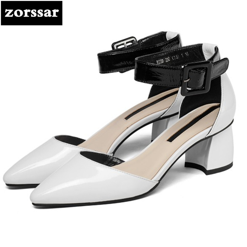 {Zorssar} 2018 New fashion womens pumps shoes