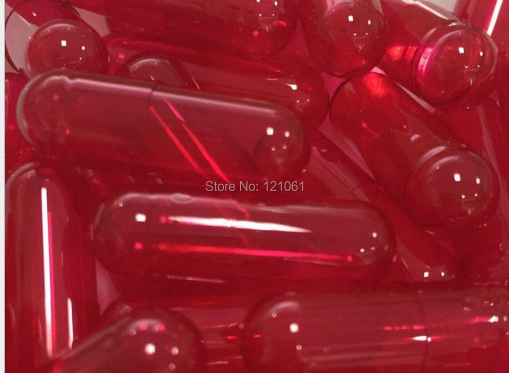 0# red translucent