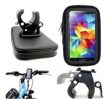 Waterproof Case Bag Bicycle Bike Mount Holder for iPhone6 Plus for Smartphones 4 0 5 5