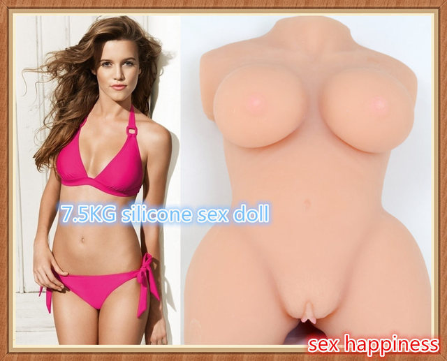 High Quality  Kg Real Silicone Sex Dollsporn Adult Sex Torso Realistic Inflatable Doll