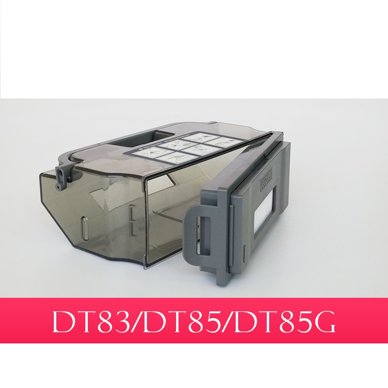 1 Pcs Dust Box Bin Replacement for Ecovacs Deebot DT83 DT85 DT85G Robot Vacuum Cleaner Parts Accessories Filters vacuum pump inlet filters f006 1 rc2 1 2