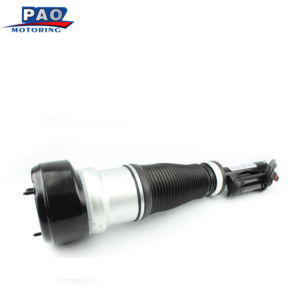 US $247 0 24% OFF|Front Air Suspension For Mercedes W221 S320 S350 S500  S550 S63 S65 S280 S300 2213209313 2213204913 Strut Absorber Air Ride-in  Shock
