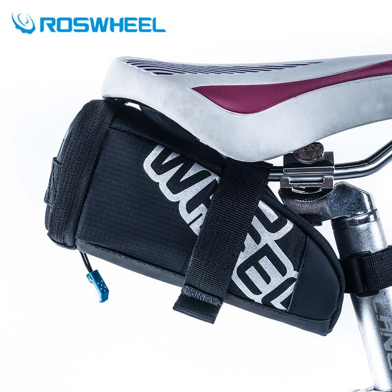 Roswheel Cycling font b Saddle b font font b Bag b font Mountain Bike Tail Tools