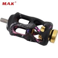 5 Color Compound Bow Stabilizer 3 Inches 6 5 Oz CNC Aluminum Bow Accessories For Archery