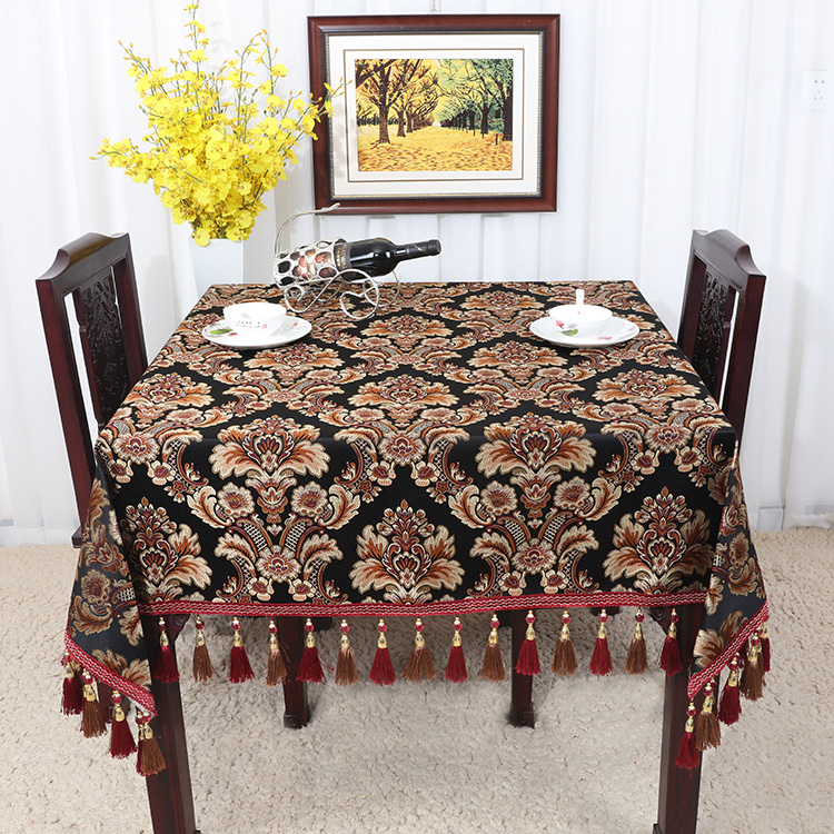Luksoze luksoze e stolisur Jacquard Veshmbathje e stilit të lartë - Tekstil për shtëpi - Foto 3
