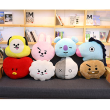 1pc 40cm Pillow toys Boys Kawaii Sleep Pillow Plush Toy cushion Gift For Children  Fast logistics Stuffed Doll Girl gift цена 2017
