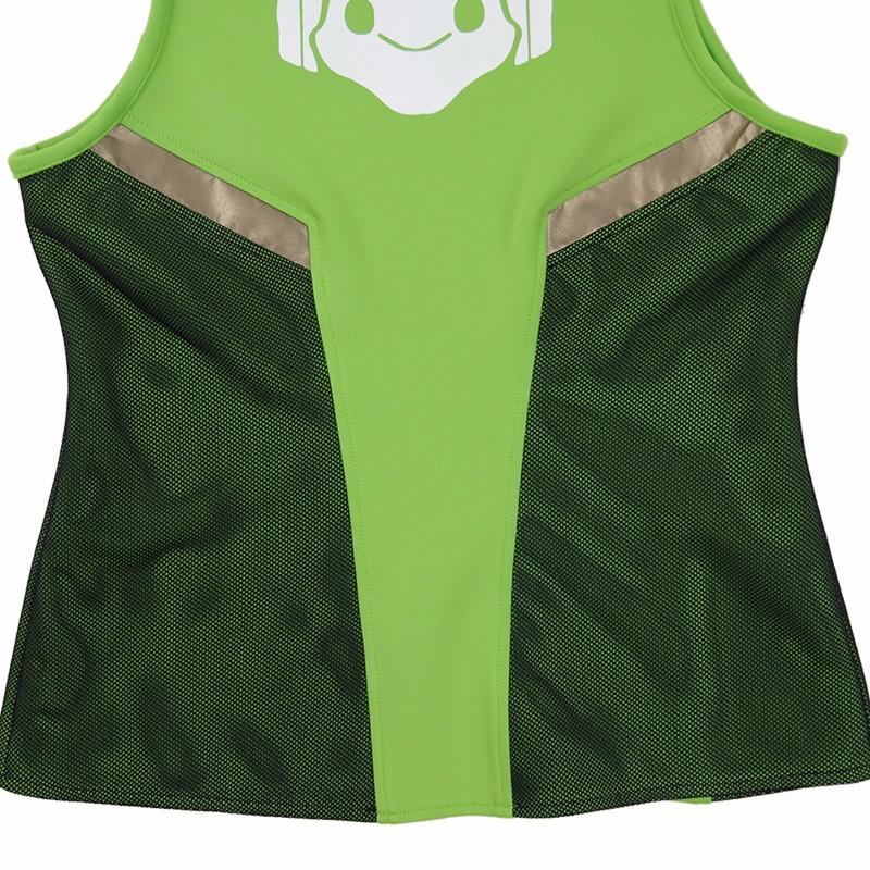 OW Lucio Green Shirt Costume (7)