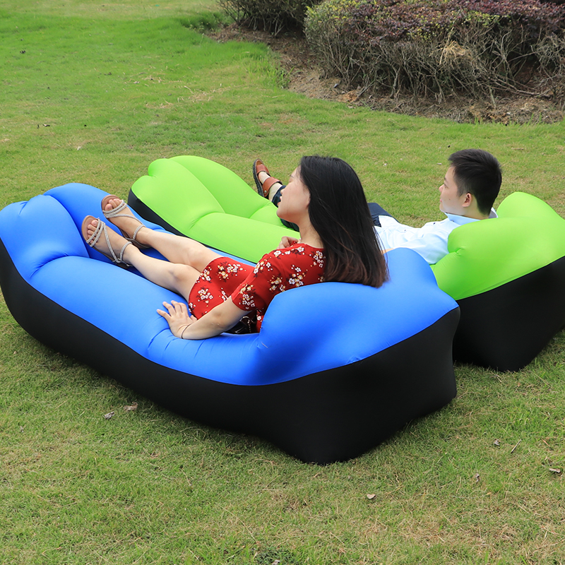 Sensational Us 11 99 Sleeping Bag Outdoor Camping Sofa Lazy Bag Inflatable Air Sofa Beach Air Bed Chair Hamac Gonflable Lounger Sofa Hinchable Laybag In Ncnpc Chair Design For Home Ncnpcorg