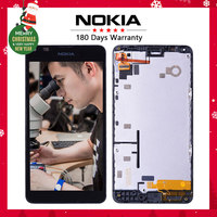 Tested Warranty Brand 1280x720 For Nokia Lumia 640 LCD Display With Touch Screen With Frame Digitizer