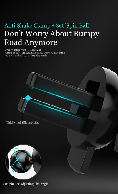 wireless car charger 10