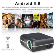 Everyone Gain DH-A10 Beamer Android WiFi 3D Projetor Full HD LED LCD Home Theater Smart Projector TV Video Beamer