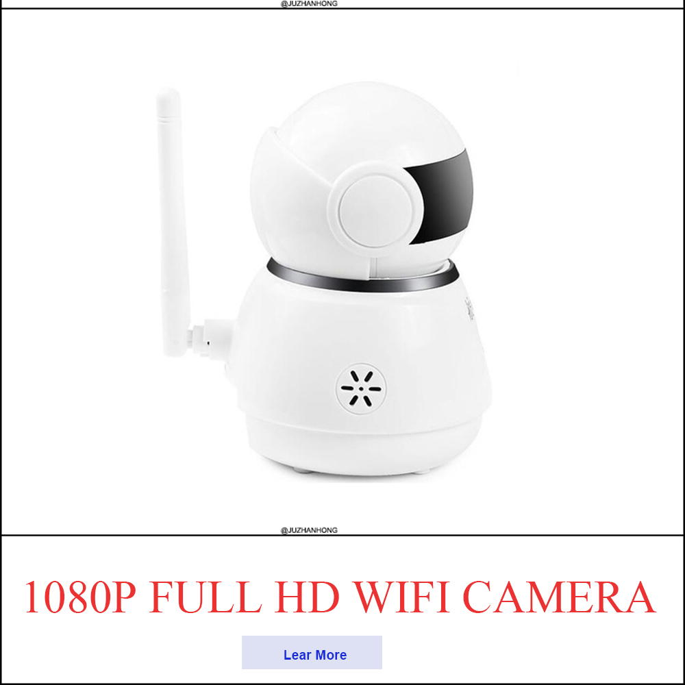 wifi 2mp 1080p ip camera link