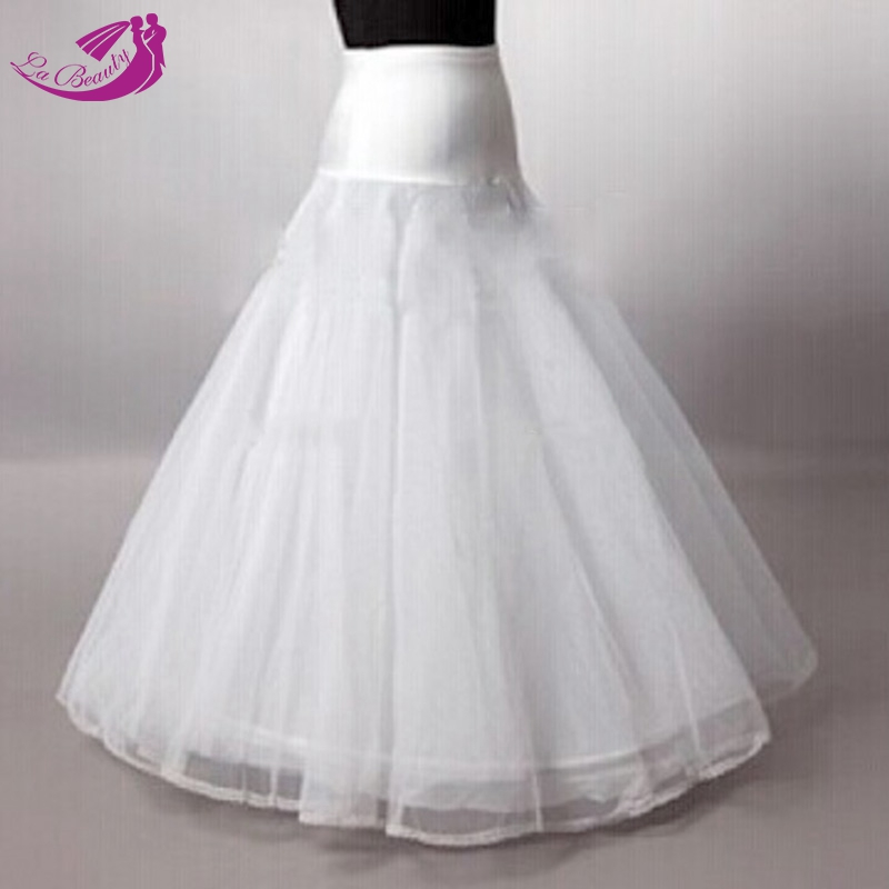 Tulle underskirts promotion shop for promotional tulle for Tulle petticoat for wedding dress