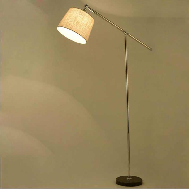 Напольная Лампа для гостиной, спальни, для кабинета отеля, комната, простая креативная настольная лампа, техническая лампа, светодиодный светильник