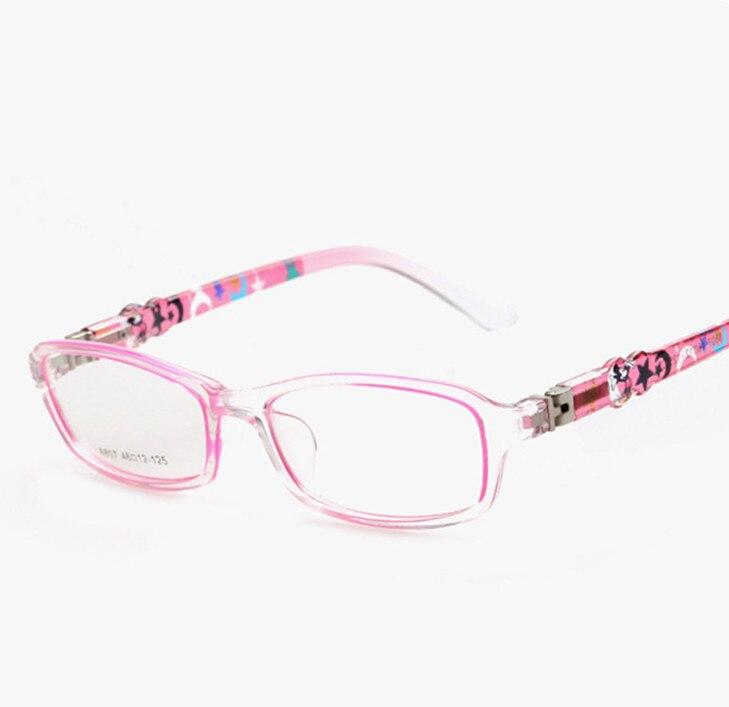 46e4b81a99c Gafas Rushed Glasses 2017 New Optical Flexible Super Light Children Frames  Cute Eyewear Glasses Frame for