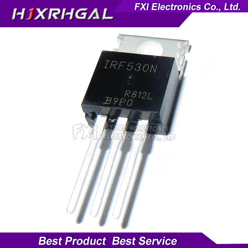 10PCS IRF530N IRF530 TO-220 TO220 IRF530NPBF New Original