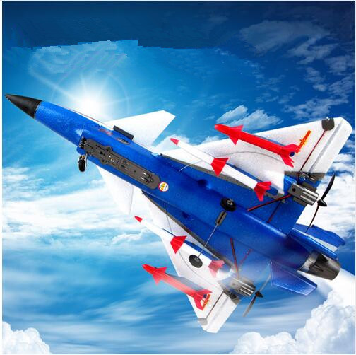 rc fighter j-10 WS9128 4CH RC Plane fixed wing 200m control  rc Combat glider Electric airplanerc toy model for childe best gift boy toys foam remote control plane 4ch rc plane 600m control fixed wing f15 s27 fighter glider aircraft model epp kids toys