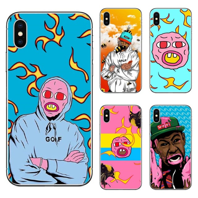 sneakers for cheap 17a92 8ce33 US $1.58 39% OFF|New Golf Wang Odd Future Hard PC Phone Cases Cover For  iphone 7 XR XS Max 6 6S Plus 5 5S SE 8 8 Plus X-in Phone Pouch from  Cellphones ...