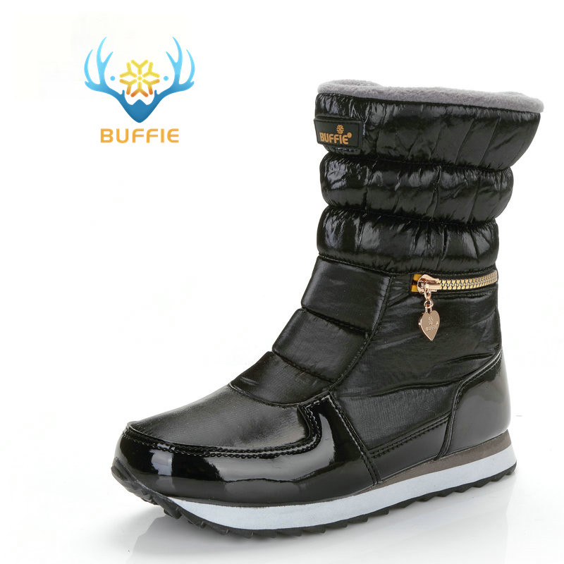 Aliexpresscom  Buy 2018 Womens Shoes Winter Boots Lady Snow Boots Zipper Easy -8521